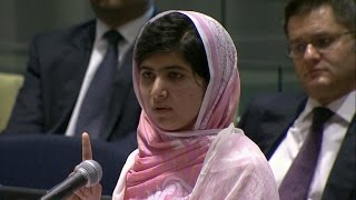 17-year-old Malala Yousafzai becomes youngest to win Nobel Peace Prize
