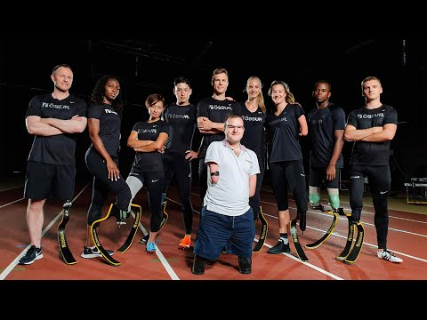 The Tech Behind Paralympic Blades - BBC Click