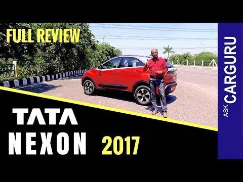 TATA NEXON 2017, A reply from Tata Motors to Maruti Suzuki, Ford, Honda, Mini SUV