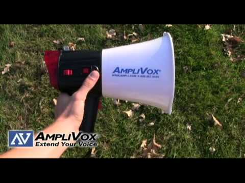 Megaphone Siren Sound Effect: Great for Police, Fire, EMS, Ambulance, DJ Free