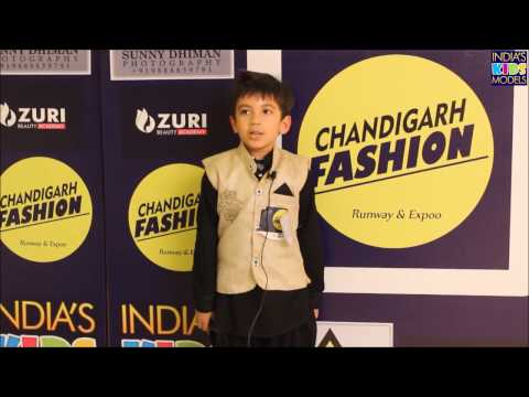 Chandigarh fashion (kids auditions) by India's kids models INFO +91 9988460786