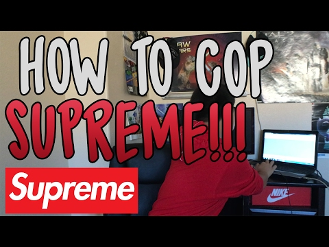 HOW TO BUY SUPREME | Grailed, Instagram, Reddit, Online, etc