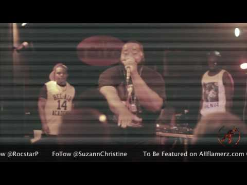 1100 Fatty Live Performance at The #HotBox presented by Allflamerz.com
