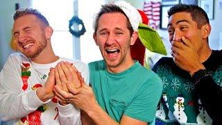 Repeat youtube video CHRISTMAS SHOCKBALL CHALLENGE | Team Edge