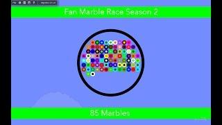 Fan Marble Race Season 2 Part 9