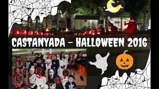 CÀMPING EL LLAC (BANYOLES) - Castanyada/ Halloween 2016