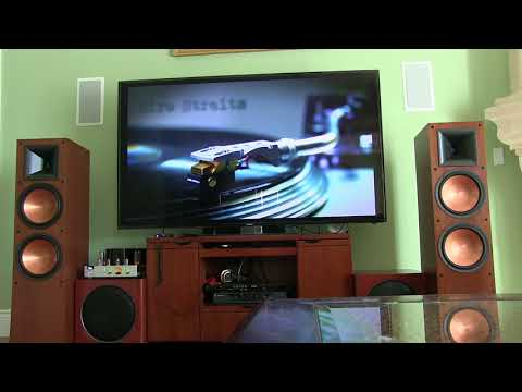 klipsch rf-7 ii and yaqin MC13S: Sultans of Swing