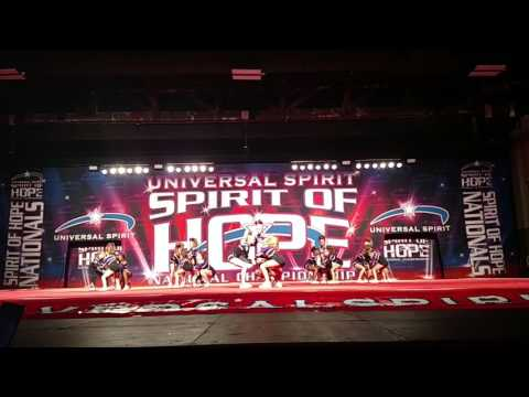 ACX Jags Y2K 2017 Spirit of Hope - Logan Williams