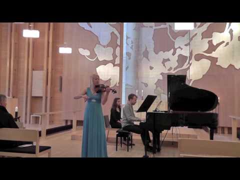 Erkki Melartin: Elegia Op.44 Nro. 1