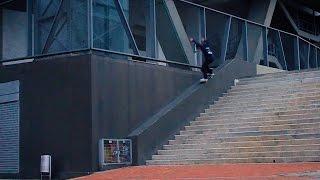 My City - Bogota, Colombia - Jhancarlos Gonzalez | Volcom Skate