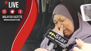 MGTV LIVE : 'Jaga Anak Abang Elok-Elok' Pesanan Terakhir Abam - Ibu