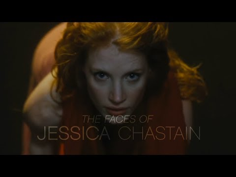 The Many Faces of Jessica Chastain