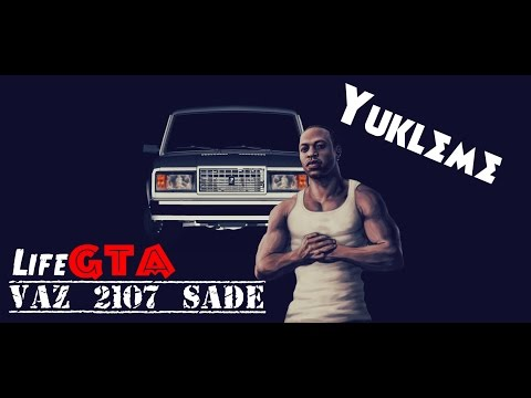 GTA SA | Vaz 2107 Sadə Köhnə...