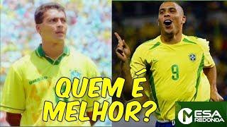 Brasil 1994 x Brasil 2002 | Qual foi a melhor seleção? - (10/02/19)