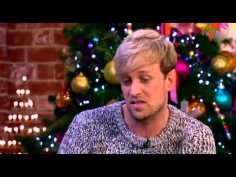 Kian Egan - Interview on This Morning ( Dec.17, 2013 )