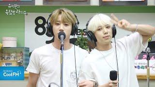 2016.06.29_KBS Cool FM 89.1MHz (월~일) 밤 12:00~02:00 유지원의 옥탑...