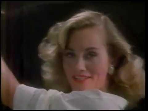 1987 Cybill Shepherd in L'Oreal Ad