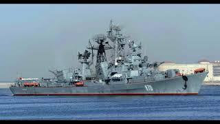 蘇聯海軍 卡辛級驅逐艦 剪輯 Soviet Navy Kashin class destroyer