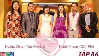 Hoàng Dũng - Trúc Phượng và Thanh Phong - Cẩm Phê | NEWLYWEDS | Ep. 86 | 29-Mar-16
