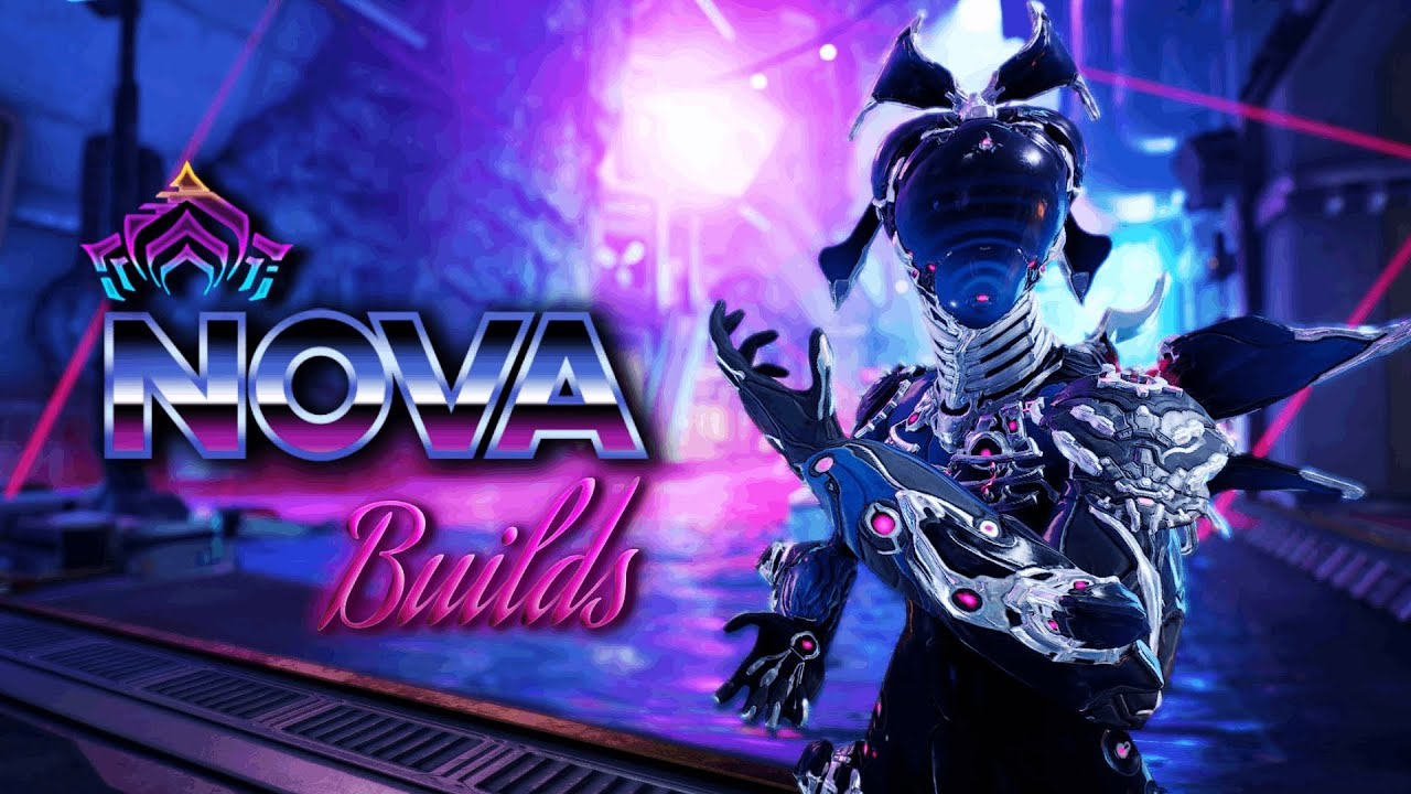 Warframe Nova Prime Slowva Speedva Builds Youtube She can give a 2x damage buff. warframe nova prime slowva