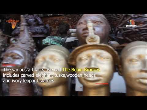 The Adventure | Episode 1 | AIG Media Pro | Art and Craft #Documentary #Art #craft #nigeria #tour