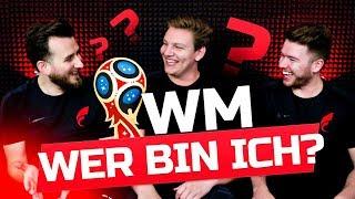 WER BIN ICH? - WM EDITION | FIFA 18