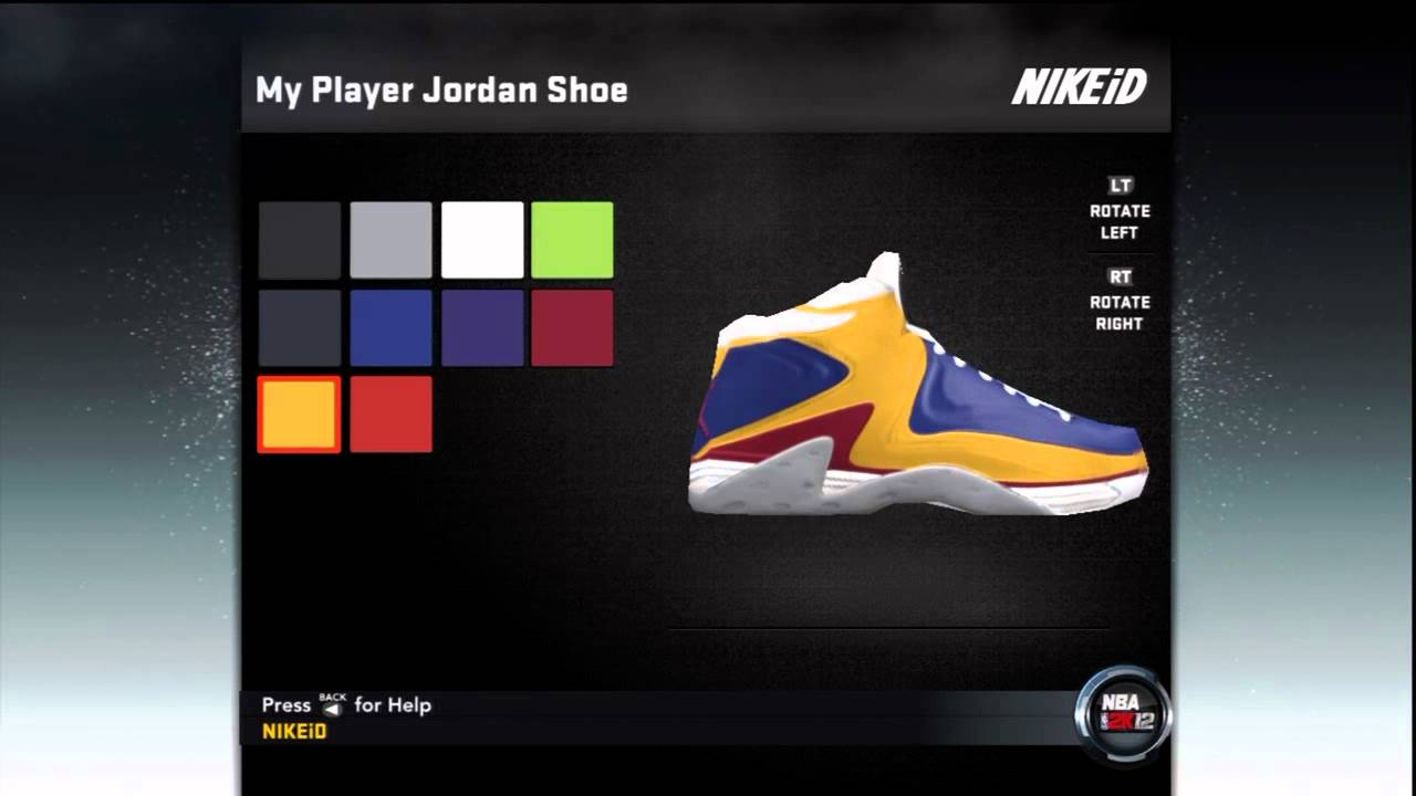 how to unlock all jordan shoes in nba 2k11 soundtrack pop style