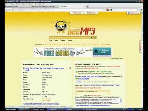 comment telecharger des music mp3 facilement
