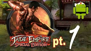 Jade Empire Special Edition Android LP 1 Sparring