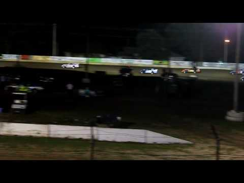 Cresco Speedway USMTS A-Main Part 2  August 5th, 2010