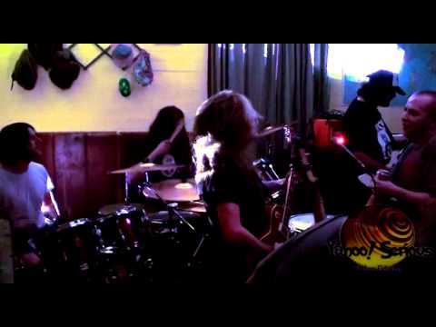 KYLESA live The Living Room Flagstaff AZ 10/01/2010 2 cam HQ