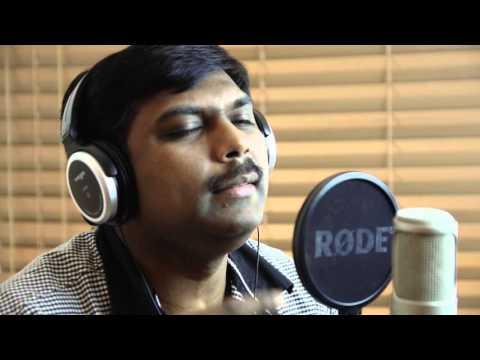 Mazhaneer Thullikal Karaoke-Vocal by Josh...