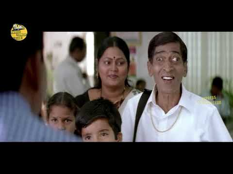 Brahmanandam And Kovai Sarala Funny Comedy Scene | Express Comedy Club