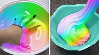The Most Satisfying Slime ASMR Videos | Relaxing Oddly Satisfying Slime 2019 | 482