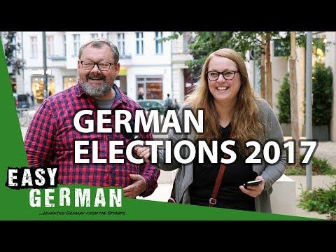 German Elections 2017 | Easy German 213