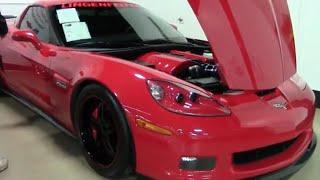 2008 Corvette Z06 1LZ Lingenfelter Heads/Cam 644hp Custom