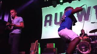 THE DAISY AD as GORILLAZ at AUCW11 (1 of 3)