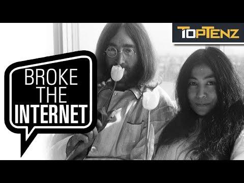10 Old School Celebrity Scandals That Would've Broken the Internet