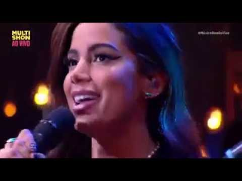 Download Anitta e Mc Guime - No meu talento #MúsicaBoaAoVivo