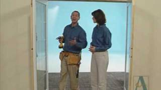 How to Shim a French Door