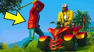 GTA 5 Online - 10 Secret Tips & Tricks You Won't Know in GTA 5! (Glitches, Tricks & Secrets)(The Most Helpful GTA 5 Tips, GTA 5 Tricks & GTA 5 Glitches in GTA Online! - Thanks for Leaving a LIKE! ▻ HELP US GET 1000000 SUBSCRIBERS: ..., 2016-10-13T23:01:17.000Z)