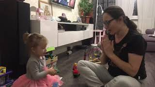 Обучение английскому детишек с 2 лет