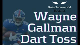 Fantasy Football 2021: Wayne Gallman is the Ideal Dart Throw in 2021
