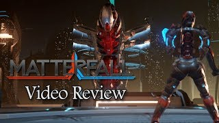 Matterfall Review (Video Game Video Review)