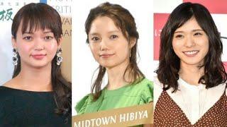 宮崎あおい、多部未華子、松岡茉優が事務所移籍 (左から)多部未華子、...
