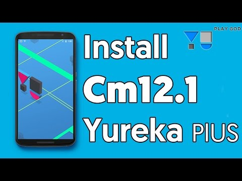 Install Cm12.1 in Yureka plus stock android