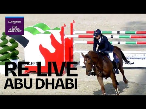 LIVE 🔴 - Longines Jumping Nations Cup™ | Abu Dhabi (UAE) | Longines Grand Prix