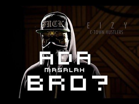 Eizy - Ada Masalah Bro? ( Lyric Video )