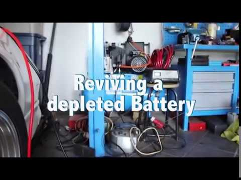 Reviving a depleted AGM Battery