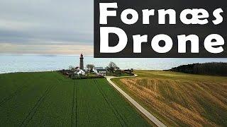 Fornæs fra luften (Drone Dji Mavic Pro) - Blå Blink TV
